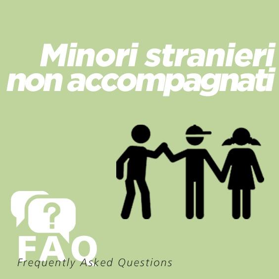 Minori stranieri non accompagnati